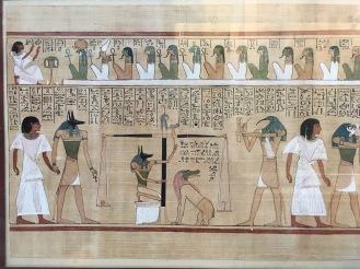 Last Judgment of Hu Nefer, Egypt