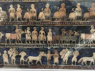 Standard of Ur, Mesopotamia