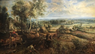Landscape by Peter Paul Rubens