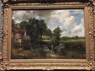 John Constable - The Haywain