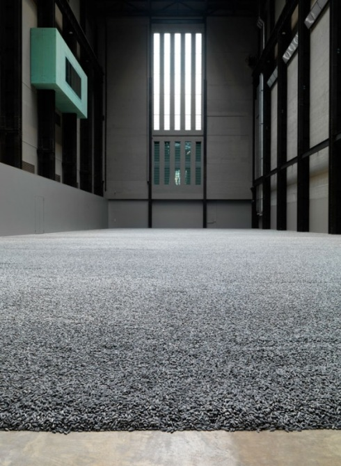 Ai Wei Wei's Sunflower Seeds