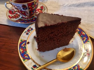 Chez Nous Dinners, Daria Souvorova, High Tea, Sachertorte