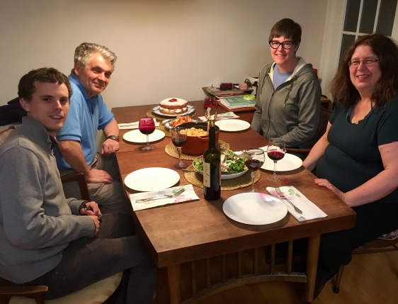 Chez Nous Dinners, Daria Souvorova, Mother's Day DInner