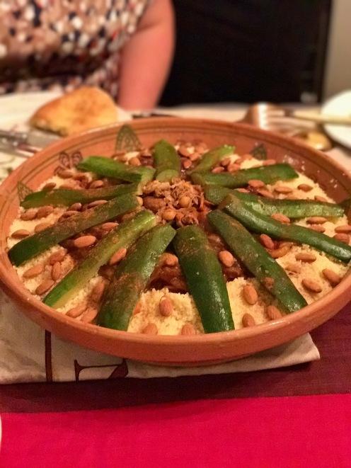 Chez Nous Dinners Moroccan Dinner Couscous